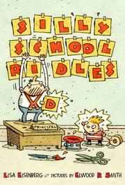 SILLY SCHOOL RIDDLES by Lisa Eisenberg