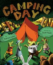 CAMPING DAY by Patricia Lakin