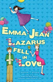 Book Cover for EMMA-JEAN LAZARUS FELL IN LOVE