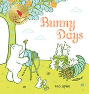 Book Cover for BUNNY DAYS