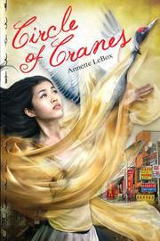 Cover art for CIRCLE OF CRANES