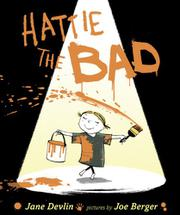 Book Cover for HATTIE THE BAD