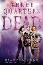 Cover art for THREE QUARTERS DEAD