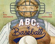 ABCS OF BASEBALL by Peter Golenbock