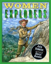 Cover art for WOMEN EXPLORERS