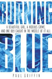 Book Cover for BURNING BLUE