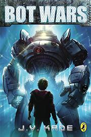 Book Cover for BOT WARS