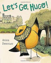 Cover art for LET'S GO, HUGO!