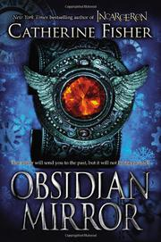 Cover art for OBSIDIAN MIRROR