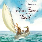 THREE BEARS IN A BOAT by David Soman