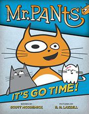 MR. PANTS by Scott McCormick