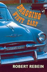 Cover art for DRAGGING WYATT EARP