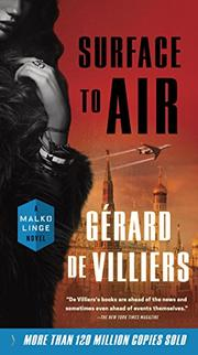 SURFACE TO AIR by Gérard de Villiers