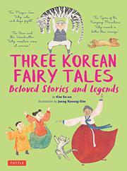 THREE KOREAN FAIRY TALES by Kim So-Un