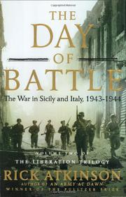 THE DAY OF BATTLE by Rick Atkinson