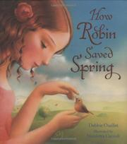 Book Cover for HOW ROBIN SAVED SPRING