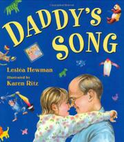 DADDY'S SONG by Lesléa Newman