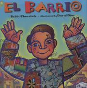 Book Cover for EL BARRIO