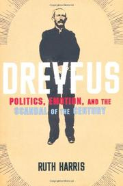DREYFUS by Ruth Harris