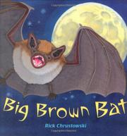 BIG BROWN BAT by Rick Chrustowski