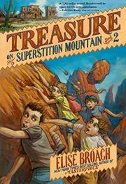 Cover art for TREASURE ON SUPERSTITION MOUNTAIN