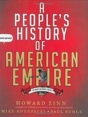 A PEOPLE'S HISTORY OF AMERICAN EMPIRE by Howard Zinn