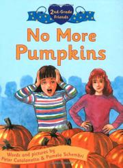 Cover art for NO MORE PUMPKINS
