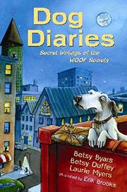 DOG DIARIES by Betsy Byars