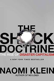 Cover art for THE SHOCK DOCTRINE