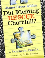 DID FLEMING RESCUE CHURCHILL? by James Cross Giblin