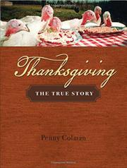 Book Cover for THANKSGIVING