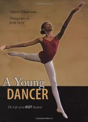 A YOUNG DANCER by Valerie Gladstone