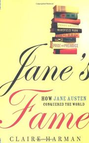 Book Cover for JANE'S FAME