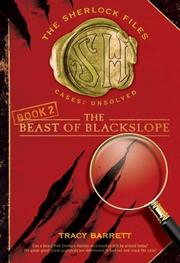 THE BEAST OF BLACKSLOPE by Tracy Barrett
