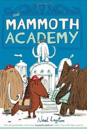 Cover art for THE MAMMOTH ACADEMY