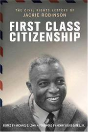 FIRST CLASS CITIZENSHIP by Michael G. Long