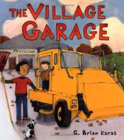Cover art for THE VILLAGE GARAGE