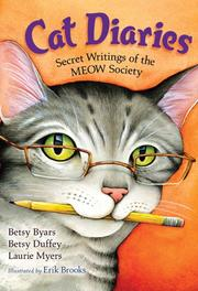 CAT DIARIES by Betsy Byars