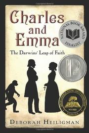 CHARLES AND EMMA by Deborah Heiligman