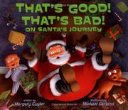 Cover art for THAT'S GOOD! THAT'S BAD! ON SANTA'S JOURNEY