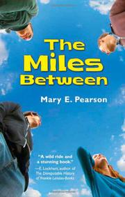 Book Cover for MILES BETWEEN