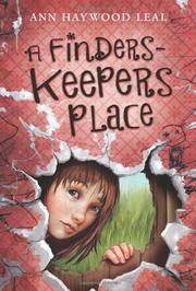 Book Cover for A FINDERS-KEEPERS PLACE