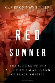 RED SUMMER by Cameron McWhirter