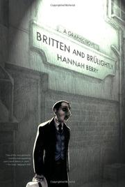 Cover art for BRITTEN AND BRÜLIGHTLY