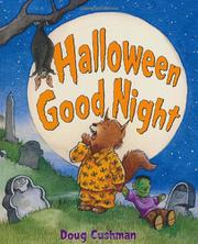 Cover art for HALLOWEEN GOOD NIGHT