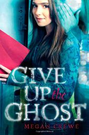 Cover art for GIVE UP THE GHOST