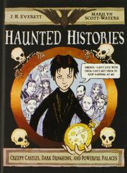 Cover art for HAUNTED HISTORIES