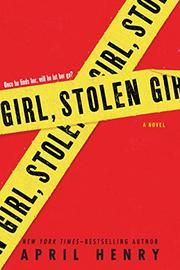 Book Cover for GIRL, STOLEN
