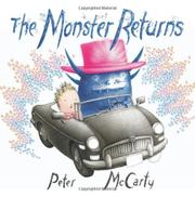 THE MONSTER RETURNS by Peter McCarty