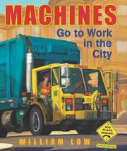 Cover art for MACHINES GO TO WORK IN THE CITY